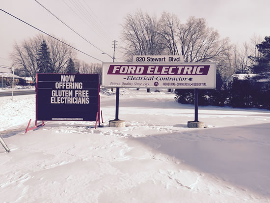 Front Page - Ford Electric